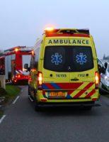 8 november Voertuig net niet te water geraakt, bestuurder aangehouden Rottekade Zevenhuizen