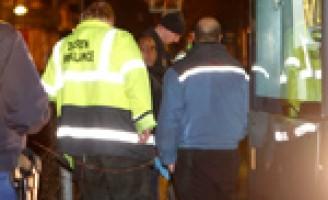 Hond overleden na aanrijding met tram Bachplein Schiedam