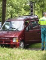 Man gewond bij eenzijdige aanrijding Griegstraat Delft