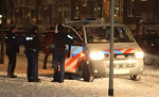 Man gewond bij beroving Prof. Telderstraat Vlaardingen