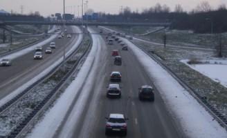Chaos en pret door winters weer in de regio II