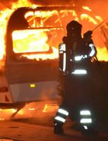4 juni Caravan geheel uitgebrand Spijkenisse