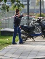Rookontwikkeling in zorgboulevard Rotterdam