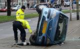 28 februari Slachtoffer (20) overleden na aanrijding Rijswijkseplein Den Haag