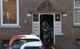 Flinke overlast door kelderbrand Korhaanstraat Rotterdam