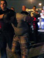 7 september Politie schiet bij aanhouding 3 inbrekers