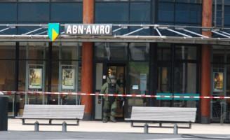 Explosief aangetroffen ABN AMRO Bogaardplein (video update)