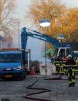 Woningen ontruimd na gaslek Pijnacker (video update)