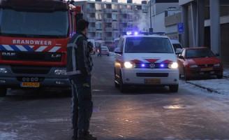Onderzoek naar gaslucht uit put Colijnstraat Schiedam