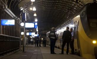 Verdachten overval garage Leiden aangehouden op station HS