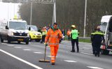 15 november Spookrijder veroorzaakt ernstig verkeersongeval op A12 bij Bodegraven