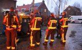 14 december Brandweer rukt uit voor mogelijke gaslekkage Zwarteweg Haastrecht