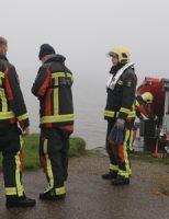 2 december Hulpdiensten rukken uit voor mogelijk persoon te water Reeuwijkse Plassen, Reeuwijk