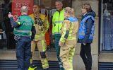 12 maart Brandweer rukt massaal uit voor rook in pand Raad voor de Rechtspraak Kneuterdijk Den Haag
