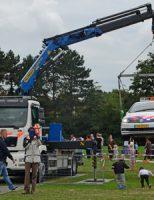 23 augustus Veel bezoekers naar 112-dag Zuiderpark Den Haag