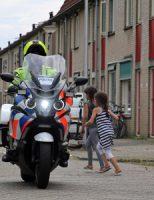 11 juni Mobiel Medische Team ingezet voor medische noodsituatie Van Der Palmstraat Gouda