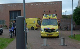 13 oktober Gedetineerde sticht brand in Penitentiair Psychologisch Centrum Den Haag