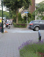 18 juni Man steekt zichzelf in brand Voorburg