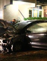 27 augustus Twee voertuigen in de brand Zuidhoef Gouda