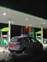 Poging overval op BP-tankstation Voorschoterweg Voorschoten