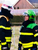 Grote brand aan de Heenweg (video update)