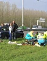 Grip 1 na aanridjing A12 Zoetermeer
