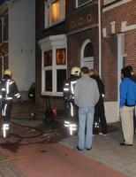 14 juni Brand in appartement Lisse