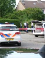 Waarschuwingsschoten gelost bij aanhouding Middenhagen Rotterdam