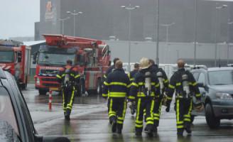 14 september Melding 'Binnenbrand ADO Stadion blijkt loos alarm