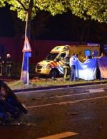 Dodelijk ongeval Europaweg Zoetermeer