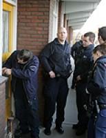 Politie ontmanteld hennepkwekerij Herculesweg