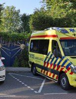 26 mei Brandweer rukt uit voor een woningbrand Gedenklaan Gouda