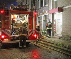 20 september Brandweer rukt uit voor woningbrand Raam Gouda
