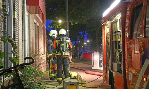 """<h2><a href=""""http://district8.net/20-september-brandweer-rukt-uit-voor-woningbrand-raam-gouda.html"""">20 september Brandweer rukt uit voor woningbrand Raam Gouda<a href='http://district8.net/20-september-brandweer-rukt-uit-voor-woningbrand-raam-gouda.html#comments' class='comments-small'>(0)</a></a></h2>  Gouda - Woensdagavond 20 september werd de brandweer gealarmeerd voor een woningbrand aan het Raam in Gouda. Toen de hulpdiensten ter plaatse kwamen bleken de bewoners gevlucht te zijn naar"""