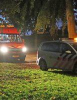 27 oktober Persoon gewond na ter water raken Fluwelensingel Gouda