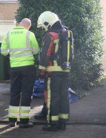 30 oktober Gasontsnapping Van Heuven Goedhartstraat Reeuwijk