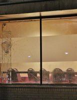 11 januari Kogelgaten in raam na schietpartij De Rijkestraat Gouda