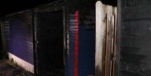 21 juli Rookoverlast door schuurbrand Reigerstraat Gouda