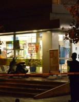 Overval op supermarkt Loosduinse Hoofdplein Den Haag