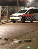 Maaltijdbezorger overvallen Petuniastraat Vlaardingen