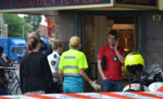 Juwelier Hobbemaplein Den Haag overvallen