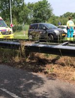 15 juni Ongeval tussen personenauto en fietser Goudse Houtsingel Gouda