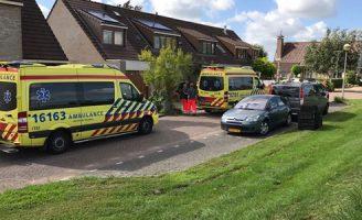 2 juli MMT ingezet voor medische noodsituatie Mutsaershof Reeuwijk