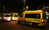 24 februari Persoon gewond na aanrijding met passagierstrein Stationsplein Gouda