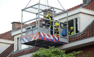 26 mei Politie treft drugslab aan in woning Ernest Staasstraat  Den Haag