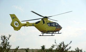 27 mei Inzet traumahelikopter na medische noodsituatie Noorderstrand Den Haag