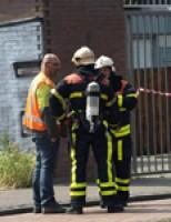 Lekkende scooter zorgt voor gaslucht in en rond Theater De Veste Delft