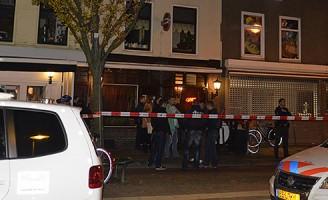 Politie doet inval bij café Nieuwe Beestenmarkt