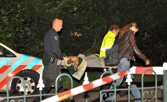 Man en hond neergeschoten bij overval op woning Broekwegzijde