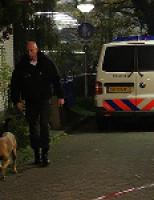 Overval op chinees restaurant bartokpad Delft